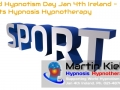 World Hypnotism Day Jan 4th Ireland Sports Hypnosis Hypnotherapy