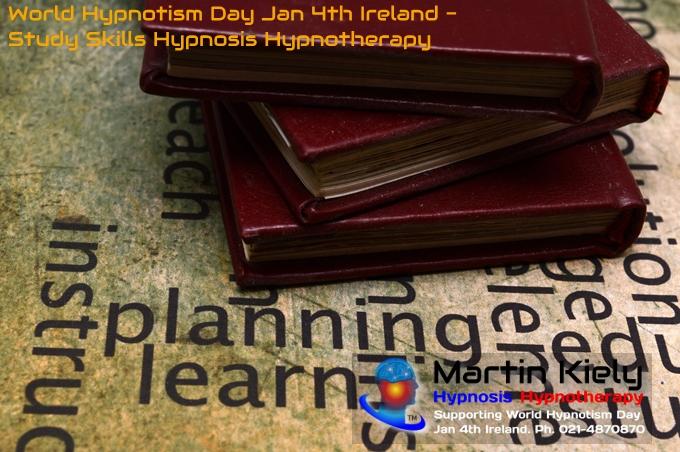 World Hypnotism Day Jan 4th Ireland Study Skills Hypnosis Hypnotherapy