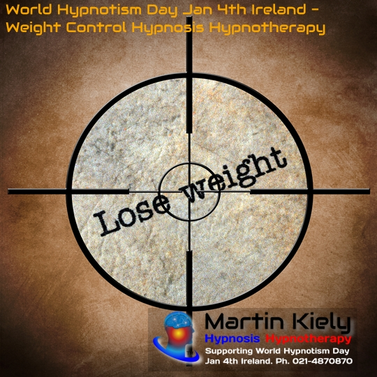 World Hypnotism Day Jan 4th Ireland Weight Control Hypnosis Hypnotherapy