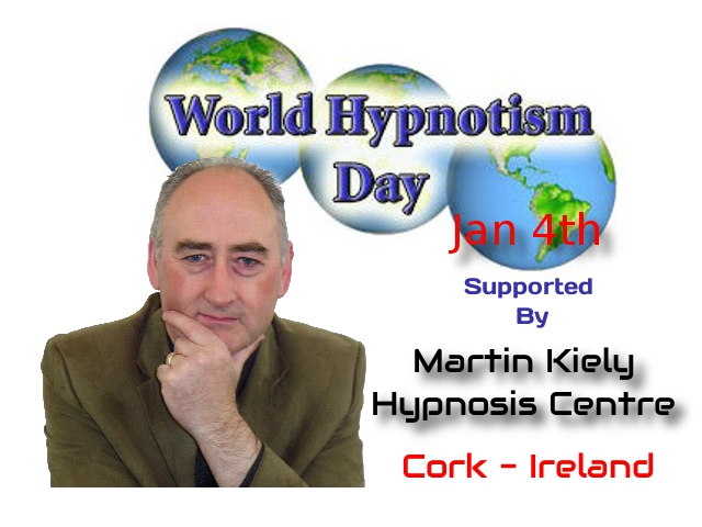 World Hypnotism Day Ireland Martin Kiely interviews Dr Jack Gibson